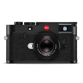Leica M10 Digital Rangefinder Camera - Black Chrome thumbnail