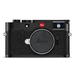 M10 Digital Rangefinder Camera - Black Chrome