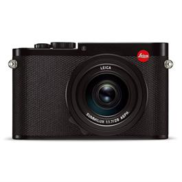 Leica Q (Typ 116) Black Anodized Compact Camera thumbnail