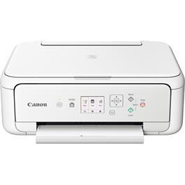 Canon Pixma TS5151 A4 Printer - White Thumbnail Image 1