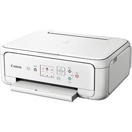 Canon Pixma TS5151 A4 Printer - White Thumbnail Image 2