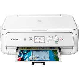 Canon Pixma TS5151 A4 Printer - White Thumbnail Image 6