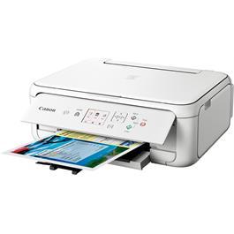 Canon Pixma TS5151 A4 Printer - White Thumbnail Image 7