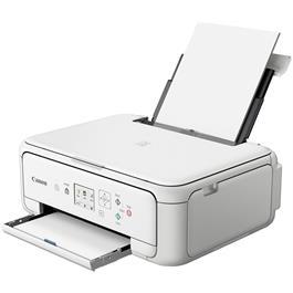 Canon Pixma TS5151 A4 Printer - White Thumbnail Image 9