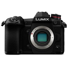 Panasonic Lumix G9 Micro Four Thirds Digital Camera Body - Black Thumbnail Image 0