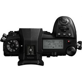 Panasonic Lumix G9 Micro Four Thirds Digital Camera Body - Black Thumbnail Image 2