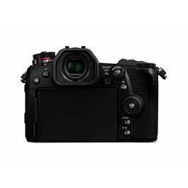 Panasonic Lumix G9 Micro Four Thirds Digital Camera Body - Black Thumbnail Image 3