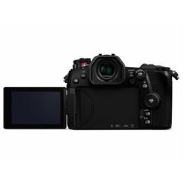 Panasonic Lumix G9 Micro Four Thirds Digital Camera Body - Black Thumbnail Image 4