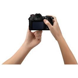 Panasonic Lumix G9 Micro Four Thirds Digital Camera Body - Black Thumbnail Image 6