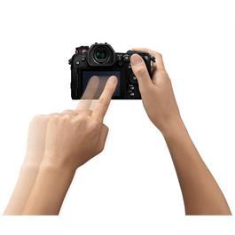 Panasonic Lumix G9 Micro Four Thirds Digital Camera Body - Black Thumbnail Image 8