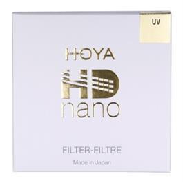 Hoya 52mm HD Nano UV filter thumbnail