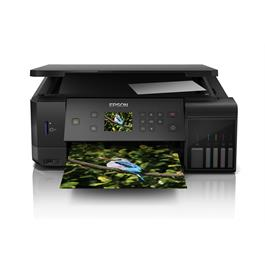 Epson ET-7700 All in one A4 photo printer Eco Tank thumbnail