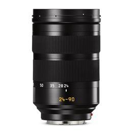 Leica VARIO-ELMARIT-SL 24-90mm f/2.8-4 ASPH Lens Black Anodised thumbnail