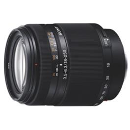 Sony A-Mount DT 18-250mm f/3.5-6.3 lens Thumbnail Image 1