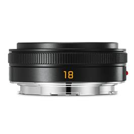 Leica ELMARIT-TL 18mm f/2.8 ASPH Black Anodised thumbnail
