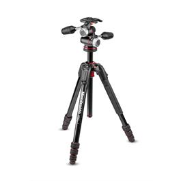Manfrotto 190 Go! Aluminium Tripod with XPRO 3-Way Head thumbnail