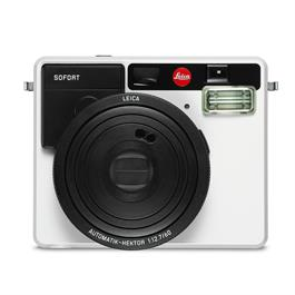 Leica SOFORT Instant Film Camera White thumbnail
