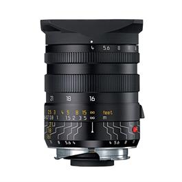 Leica TRI-ELMAR-M 16-18-21mm f/4 ASPH Black Anodised  thumbnail