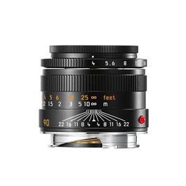 Leica MACRO-ELMAR-M 90mm f/4 Black Anodised thumbnail