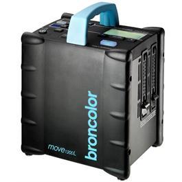 Broncolor Move 1200 L RFS 2 Power Pack thumbnail