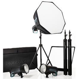 Broncolor Siros 800 S Pro Kit 3 WiFi / RFS 2 thumbnail
