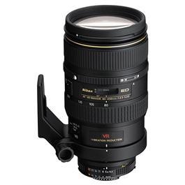 Nikon AF-S Nikkor 80-400mm f/4.5-5.6G ED VR Super Telephoto Lens thumbnail
