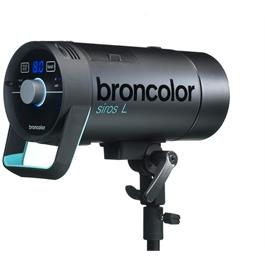 Broncolor Siros 400 L Outdoor Kit 2 WiFi / RFS 2 Flash Head Kit Thumbnail Image 6