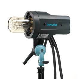Broncolor Pulso Twin 2x3200 J 100-120 V Flash Head Thumbnail Image 1
