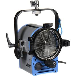 ARRI T2 True Blue Lamphead (Bare Ended) thumbnail