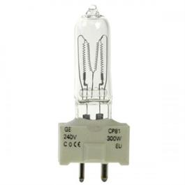 ARRI CP81 240v 300w Bulbs for Junior 300 thumbnail
