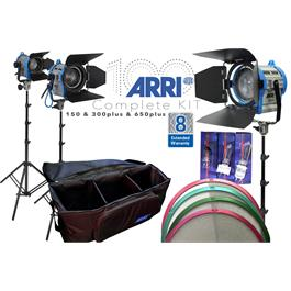 ARRI Entry 3 Point Lighting Kit thumbnail