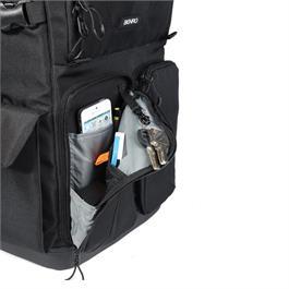Benro Falcon 800 Long Lens Backpack Black Thumbnail Image 3