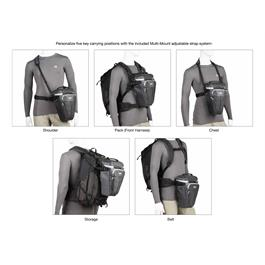 MindShift Gear OutBound Holster 20 Thumbnail Image 2