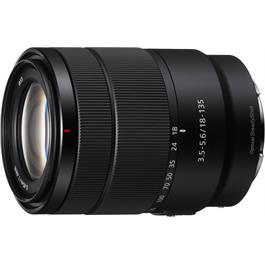 Sony E-mount 18-135mm f/3.5-5.6 OSS Lens thumbnail