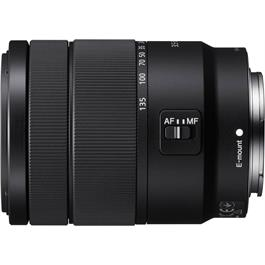 Sony E-mount 18-135mm f/3.5-5.6 OSS Lens Thumbnail Image 2