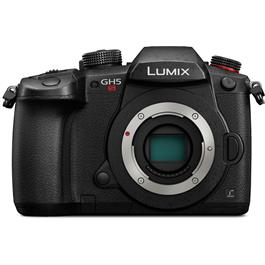 Panasonic Lumix GH5S Mirrorless Camera Body Body - Black Thumbnail Image 0