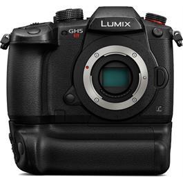Panasonic GH5S camera & battery Grip thumbnail