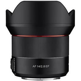 Samyang AF 14mm f/2.8 Canon EF Mount Lens  Thumbnail Image 0