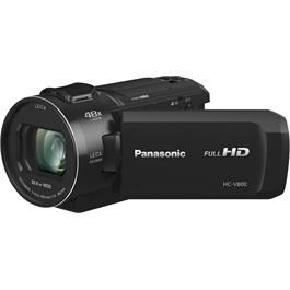 Panasonic HC-V800EB Full HD Video Camera - Black thumbnail