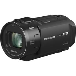 Panasonic HC-V800EB Full HD Video Camera - Black Thumbnail Image 1