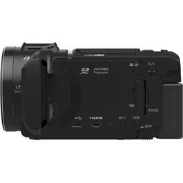 Panasonic HC-V800EB Full HD Video Camera - Black Thumbnail Image 3