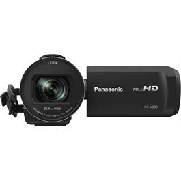 Panasonic HC-V800EB Full HD Video Camera - Black Thumbnail Image 6