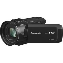Panasonic HC-V800EB Full HD Video Camera - Black Thumbnail Image 9