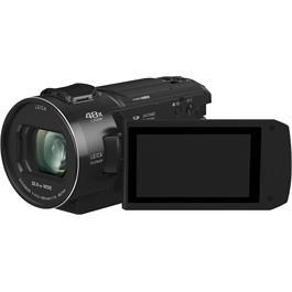 Panasonic HC-V800EB Full HD Video Camera - Black Thumbnail Image 10