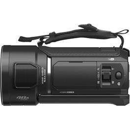 Panasonic HC-V800EB Full HD Video Camera - Black Thumbnail Image 4
