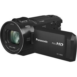 Panasonic HC-V800EB Full HD Video Camera - Black Thumbnail Image 11