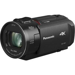 Panasonic HC-VX1EB 4K Video Camera - Black Thumbnail Image 1