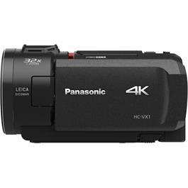 Panasonic HC-VX1EB 4K Video Camera - Black Thumbnail Image 2