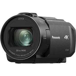 Panasonic HC-VX1EB 4K Video Camera - Black Thumbnail Image 4
