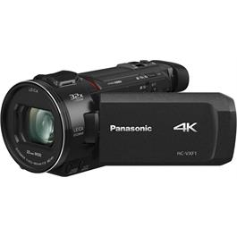Panasonic HC-VXF1EB 4K Video Camera - Black thumbnail